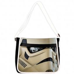 Star Wars - Borsa A Tracolla - Messenger Bag - Stormtrooper