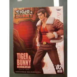 Tiger & Bunny DX Figure Antonio Lopez