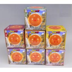 Dragon Ball Z - Sfere Del Drago - Super Ball - Scala 1/1 - Set dalla 1 alla 7 - Complete set of 7