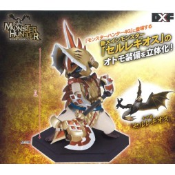 Monster Hunter - DXF - Felin Neko Series - OMOTO AIRU REGIOSU