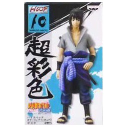 Naruto - High Spec coloring Figure 3 - Sasuke 10
