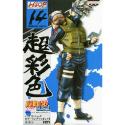 Naruto - High Spec coloring Figure 4 - Kakashi 14