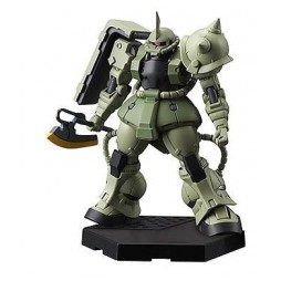 Gundam - Kidou Senshi Gundam - Hybrid Grade - Gashapon Set - MS-06 Zaku II Axe