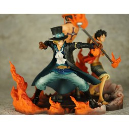 One Piece - DX Figure - Brotherhood Figure - Sabo