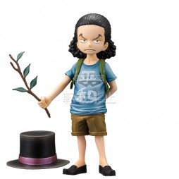 One Piece - DX Figure - The Grandline Children Vol.3 - Rob Lucci - LOOSE