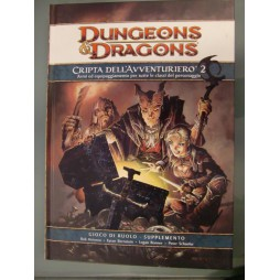 Dungeons & Dragons 4a ed. - Cripta dell'Avventuriero 2