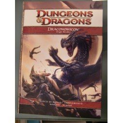 Dungeons & Dragons 4a ed. - Draconomicon