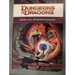 Dungeons & Dragons 4a ed. - Guida del Dungeon Master