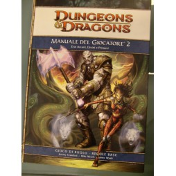 Dungeons & Dragons 4a ed. - Manuale del Giocatore 2