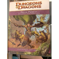 Dungeons & Dragons 4a ed. - Poteri Primevi