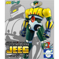 Dynamite ActionS! Product No. 01 - Kotetsu Jeeg Anime Version