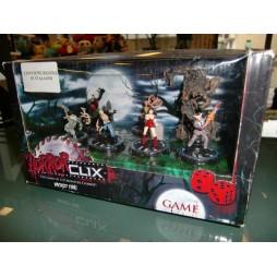 Horror Clix - The Game Of 3-D Monster Combat - Set Base - Wizkids
