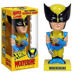 Marvel Comics - X-Men - Wolverine - Bobble Head