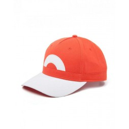 Pokemon - Cappello Ufficiale Baseball - Ash Cosplay