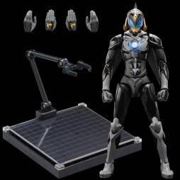 Sentinel - Tatsunoko Heroes - Fighting Gear - Hurricane Polymar Action Figure - LIMITED Black Color Ver.