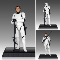 Star Wars - EP. IV A.N.H. - Gentle Giant Statue - Han Solo Stormtrooper