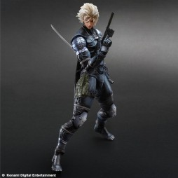 Play Arts Kai - Metal Gear Solid 2 Sons of Liberty - Raiden