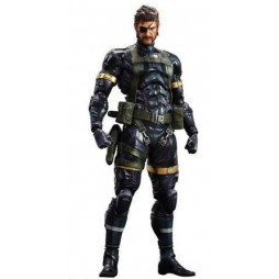 Play Arts Kai - Metal Gear Solid 5 Ground Z Snake