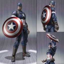 S.H. Figuarts Avengers 2 Captain America