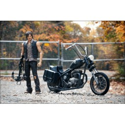 The Walking Dead - Daryl Dixon with Chopper - Serie V