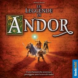 Le Leggende di Andor - Un gioco da tavolo cooperativo di avventure.