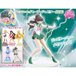 Sailor Moon - Girls Memories Figure Of - Sailor Jupiter