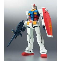Robot Spirits R. 192 - Mobile Suit Gundam - SIDE MS - RX-78-2 A.N.I.M.E. VER. - Action Figure