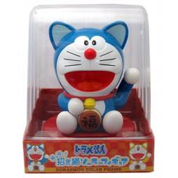 Doraemon - Maneki Neko Solar Figure - Doraemon