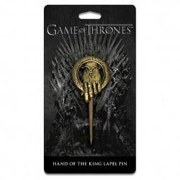 Game Of Thrones - Il Trono Di Spade - Spilla del Primo Cavaliere