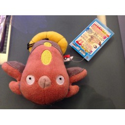 Pokemon Plush - BW N-232 - Stunfisk- Peluche 12 cm (2012)
