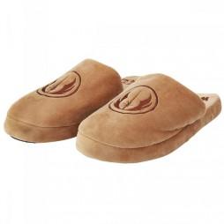 Star Wars - Pantofole - Logo Jedi - Marrone Chiaro Taglia Unica