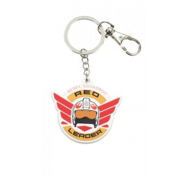 Star Wars Rogue One: A Star Wars Story - Keyring 2D - Rubber - Rebel Squadron Red Leader