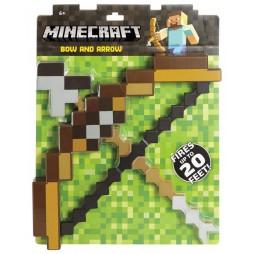 Minecraft - Arco E Freccia - Con Neccanismo a Molla