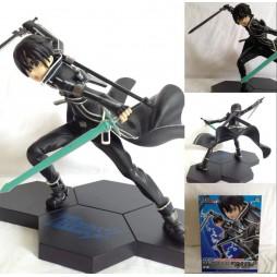 Sword Art Online - High Grade Figure - Dengeki Bunko Fighting Climax Ignition - Kirito Figure