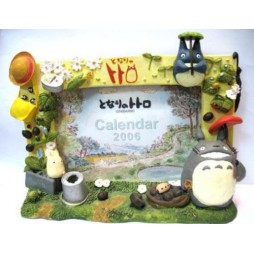 Il Mio Vicino Totoro - My Neighbour Totoro - Totoro Cornice portafoto in ceramica Ver.1