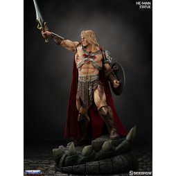 Masters Of The Universe - Sideshow Premium Format Statue - He-Man