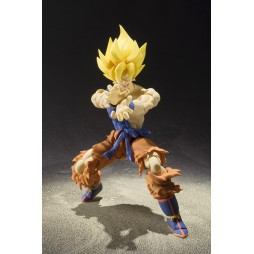 S.H. Figuarts Dragon Ball Z: Son Gokou SSJ Super Warrior Awakening Ver.