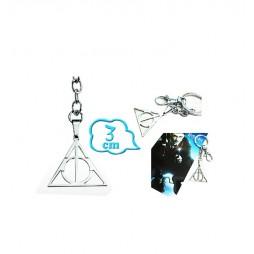 Harry Potter E I Doni Della Morte - Keyring 3D - Metal - Portachiavi - Keyring #2