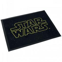 Star Wars - Doormat - Zerbino - Star Wars Yellow/Black Logo - Boeing GmbH