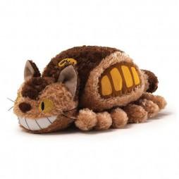 Il mio Vicino Totoro Plush - My Neighbour Totoro - Fluffy Catbus - Peluche 26 cm