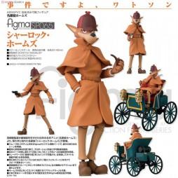 Figma - SP-065 - Hayao Miyazaki\'s Meitantei Holmes - Il fiuto di Sherlock Holmes - Sherlock Holmes