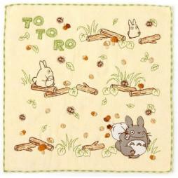 Il Mio Vicino Totoro - My Neighbour Totoro - Walking Totoro Mini Towel