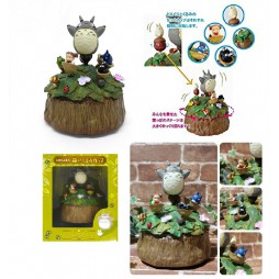 Il Mio Vicino Totoro - My Neighbour Totoro - Totoro Hazelnut Music Box