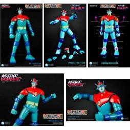 Astroganger - Astroganga - Metaltech 08 - Astroganger Anime Colour