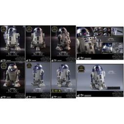 Star Wars Movie Masterpiece Action Figure 1/6 R2-D2