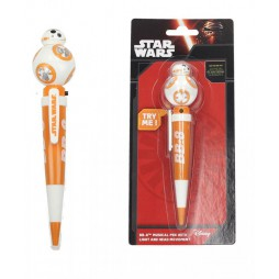 Star Wars - Light and Sound + Spin Movement Pen - BB-8