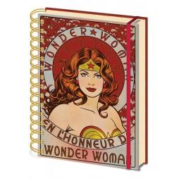 Dc Comics - Wonder Woman - Notebook - WONDER WOMAN HONNEUR