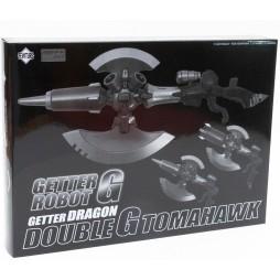 EX Gohkin - Getter Robot G - Getter Dragon Double G Tomahawk Fewture