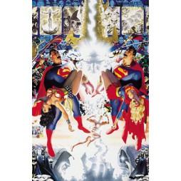 DC Comics - Dc Absolute – Crisi Sulle Terre Infinite Cofanetto