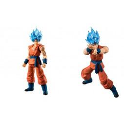 Dragon Ball Shodo - Dragon Ball Super - Son Gokou SSJ God SS Action Figure